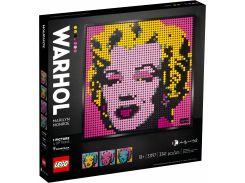 LEGO Art Мерлин Монро Энди Уорхола (31197)