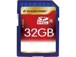 Silicon Power 32 GB SDHC Class 10 SP032GBSDH010V10