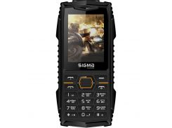 Sigma mobile X-TREME AZ68 black-orange