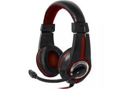 Defender Warhead G-185 Black-Red (64106)