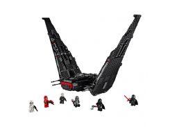 LEGO Star Wars Шаттл Кайло Рена (75256)