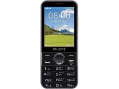 Philips Xenium E580 Dual Sim Black