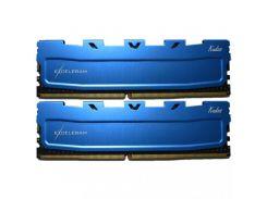 Exceleram 16 GB (2x8GB) DDR4 2400 MHz (EKBLUE4162417AD)