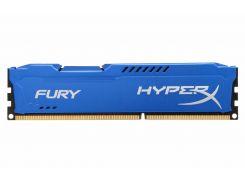 Память Kingston 8 GB DDR3 1866 MHz HyperX FURY (HX318C10F/8)