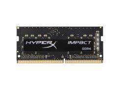 Kingston 8 GB DDR4 SO-DIMM 2666 MHz HyperX Impact (HX426S15IB2/8)