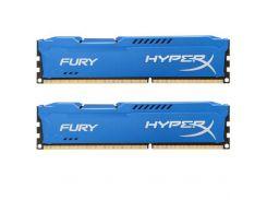 Kingston 16 GB (2x8GB) DDR3 1866 MHz HyperX FURY (HX318C10FK2/16)