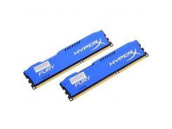 Kingston 8 GB (2x4GB) DDR3 1866 MHz HyperX FURY (HX318C10FK2/8)