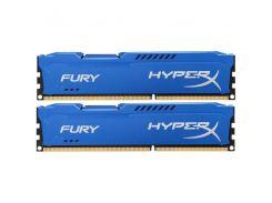 Kingston 16 GB (2x8GB) DDR3 1600 MHz HyperX FURY (HX316C10FK2/16)