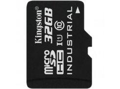 Kingston 32 GB microSDHC Class 10 UHS-I Industrial SDCIT/32GBSP