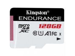 Kingston 128 GB microSDXC Class 10 UHS-I A1 Endurance SDCE/128GB