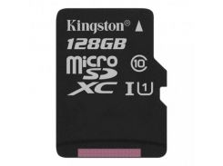 Kingston 128 GB microSDXC Class 10 UHS-I Canvas Select Plus SDCS2/128GB