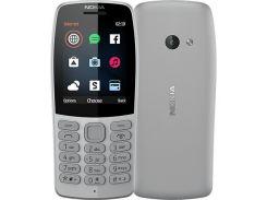 Nokia 210 Dual SIM 2019 Grey (16OTRD01A03)
