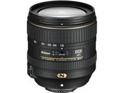 Nikon AF-S DX VR Nikkor 16-80mm f/2,8-4E ED