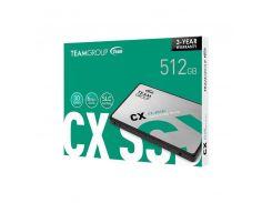 TEAM CX2 512 GB (T253X6512G0C101)