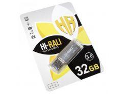 Hi-Rali 32 GB Rocket series Silver (HI-32GB3VCSL)