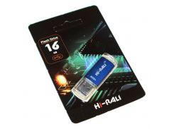 Hi-Rali 16 GB Rocket series Blue USB 2.0 (HI-16GBVCBL)