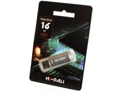 Hi-Rali 16 GB Rocket series Silver (HI-16GBVCSL)