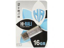 Hi-Rali 16 GB Stark series Silver (HI-16GBSTSL)