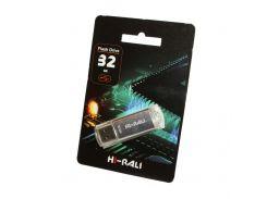 Hi-Rali 32 GB Rocket series Silver (HI-32GBVCSL)