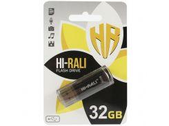 Hi-Rali 32 GB Stark series Black (HI-32GBSTBK)