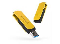 Exceleram 32 GB P2 Series Yellow/Black USB 3.1 Gen 1 (EXP2U3Y2B32)