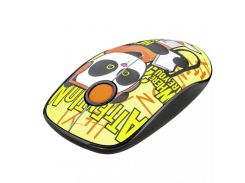 Trust Sketch Silent WL Mouse Yellow (23337)