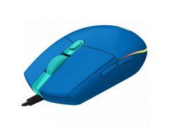 Logitech G102 Lightsync USB Blue (910-005801)