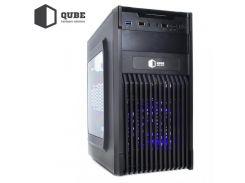 QUBE QB20A Black Blue LED (QB20A_WBNU3)