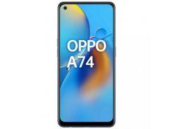 OPPO A74 4/128GB Midnight Blue