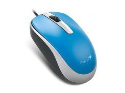 Миша Genius DX-120 USB Blue