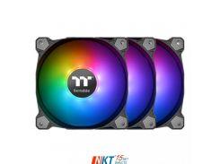 Thermaltake Pure 12 ARGB Sync Radiator Fan TT Premium Edition 3-Fan Pack (CL-F079-PL12SW-A)