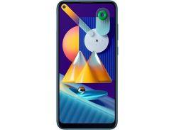 Samsung Galaxy M115 M11 3/32 Blue (SM-M115FMBN)