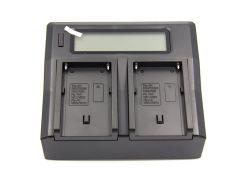 PowerPlant Зарядное устройство для Sony NP-F970 Dual CH980222