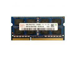 K hynix 4 GB SO-DIMM DDR3 1600 MHz (HMT351S6CFR8C-PBN0)