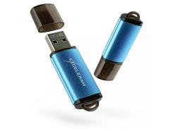 Exceleram 64 GB A3 Blue USB 3.1 (EXA3U3BL64)