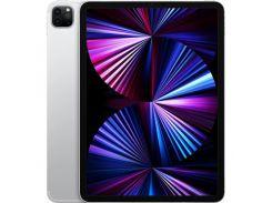 Apple iPad Pro 12.9 2021 Wi-Fi + Cellular 256GB Silver (MHNX3, MHR73)