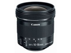 Canon EF-S 10-18mm f/4,5-5,6 STM