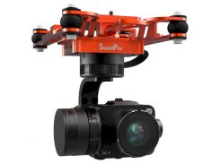 SWELLPRO 4K camera with 3axis gimbal