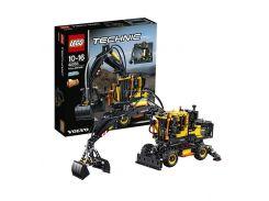 Пластмассовый конструктор LEGO Technic Экскаватор Volvo EW 160E (42053)