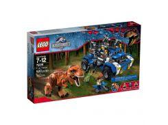 LEGO Jurassic World Охотник на Тираннозавров (75918)