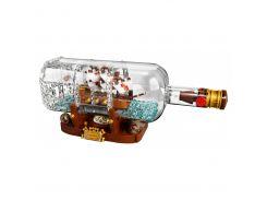 LEGO Корабль в бутылке (21313)