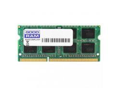GOODRAM 4 GB SO-DIMM DDR3 1600 MHz (GR1600S364L11S/4G)