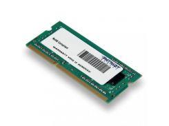 PATRIOT 4 GB DDR3 1600 MHz (PSD34G1600L81)
