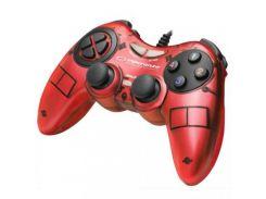 Esperanza Fighter PC Red (EGG105R)