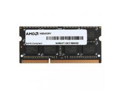 AMD 4 GB SO-DIMM DDR3L 1600 MHz (R534G1601S1SL-UOBULK)