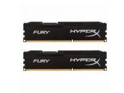 Память Kingston 8 GB DDR3 1600 MHz HyperX FURY (HX316C10FBK2/8)