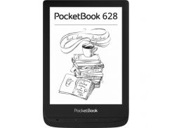 PocketBook 628 Touch Lux 5 Ink Black (PB628-P-CIS)