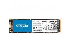 Crucial P2 2 TB (CT2000P2SSD8)