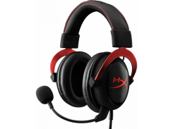 Kingston HyperX Cloud II Red (KHX-HSCP-RD)