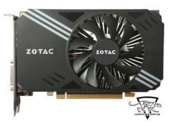 Zotac GeForce GTX 1060 Mini (ZT-P10610A-10L)